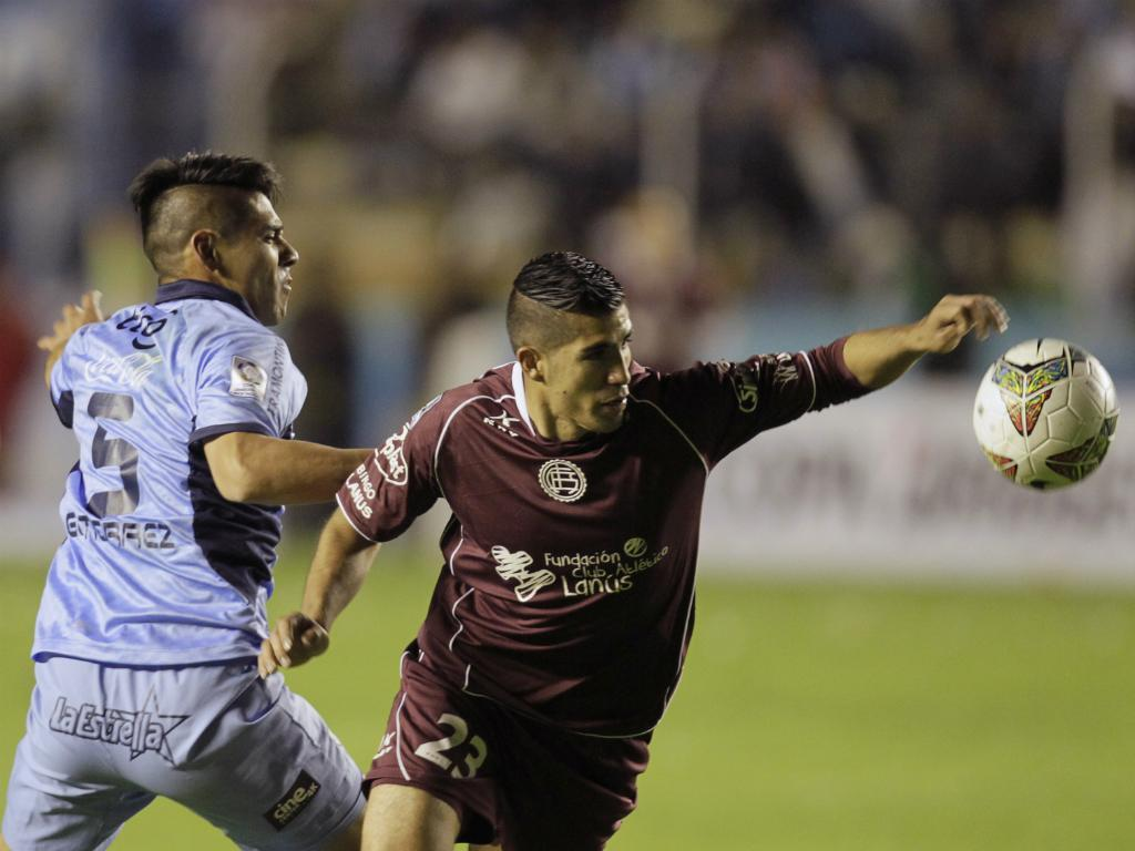 Oscar Benítez (Reuters)