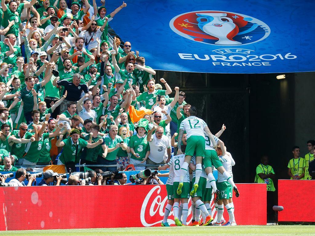 França-Irlanda (Reuters)