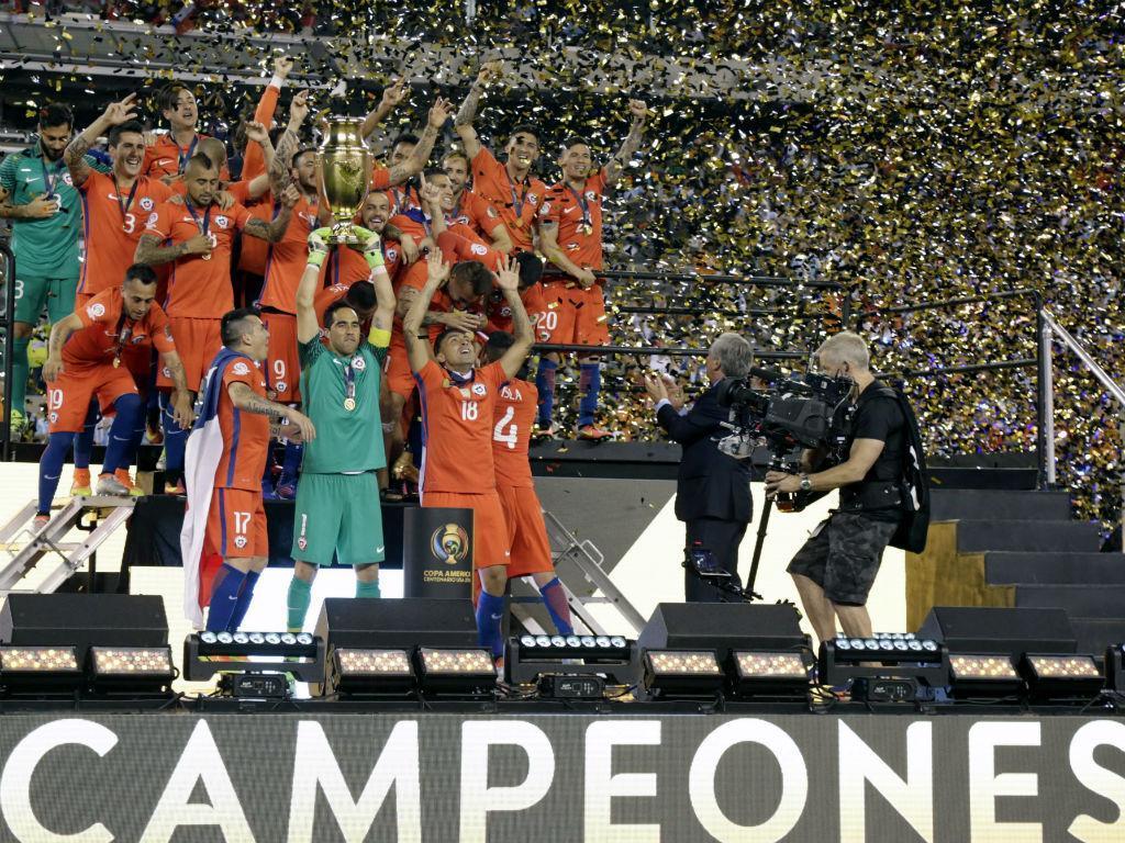 Copa América (Reuters)