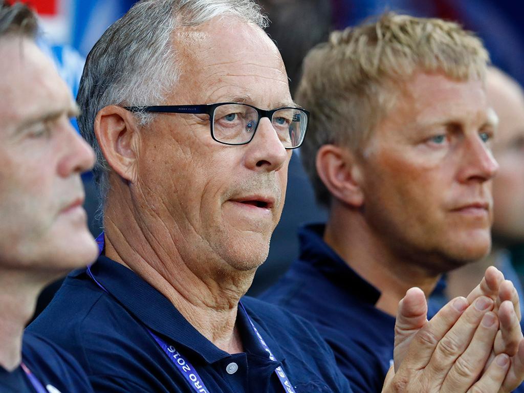 Lars Lagerback (Reuters)