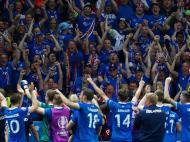 Islândia nos quartos de final do Euro 2016 (Reuters)