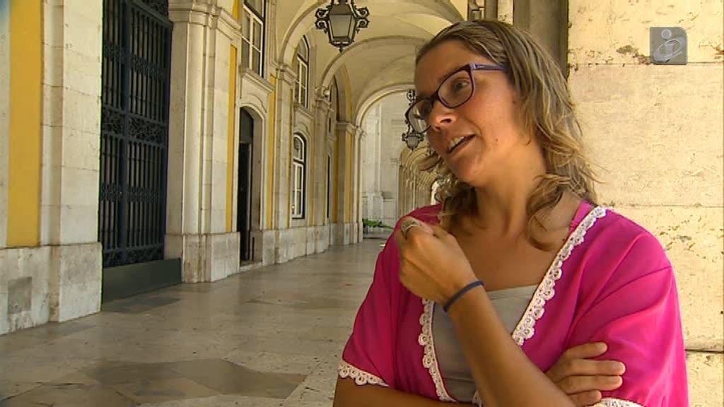 Mãe em greve de fome há 13 dias pela guarda das três filhas menores