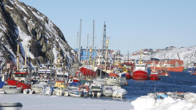Pescas representam 90% das exportações da Gronelândia