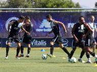 FC Porto: imagens do primeiro dia da pré-época (fotos FCP)