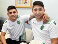 Exames no Sporting (Sporting CP)