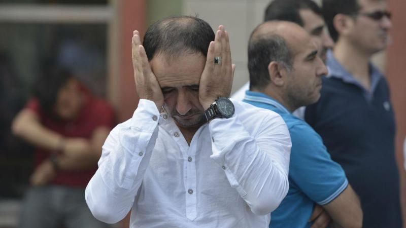 O dia seguinte ao atentado no aeroporto de Istambul