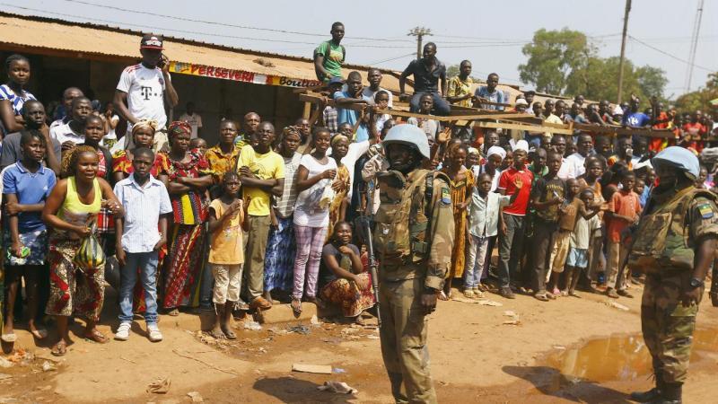 3.º - República Centro Africana – Refugiados, falta de direitos humanos, golpes militares e conflitos étnico-religiosos colocam o país em elevado risco ao nível da segurança.