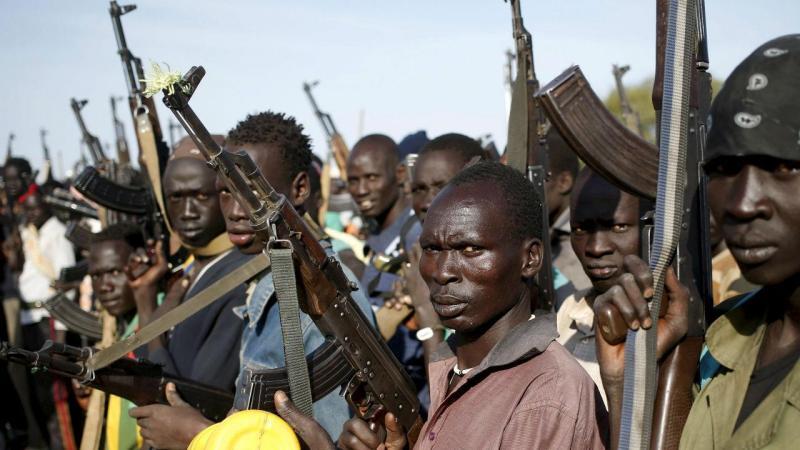 2.º - Sudão do Sul – O mais jovem país do mundo, após a separação do Sudão em 2011, mantém-se como palco de conflitos desde então, acentuados desde há dois anos. Cerca de 18% da população está deslocada.