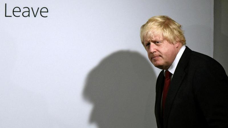Brexit Boris recua