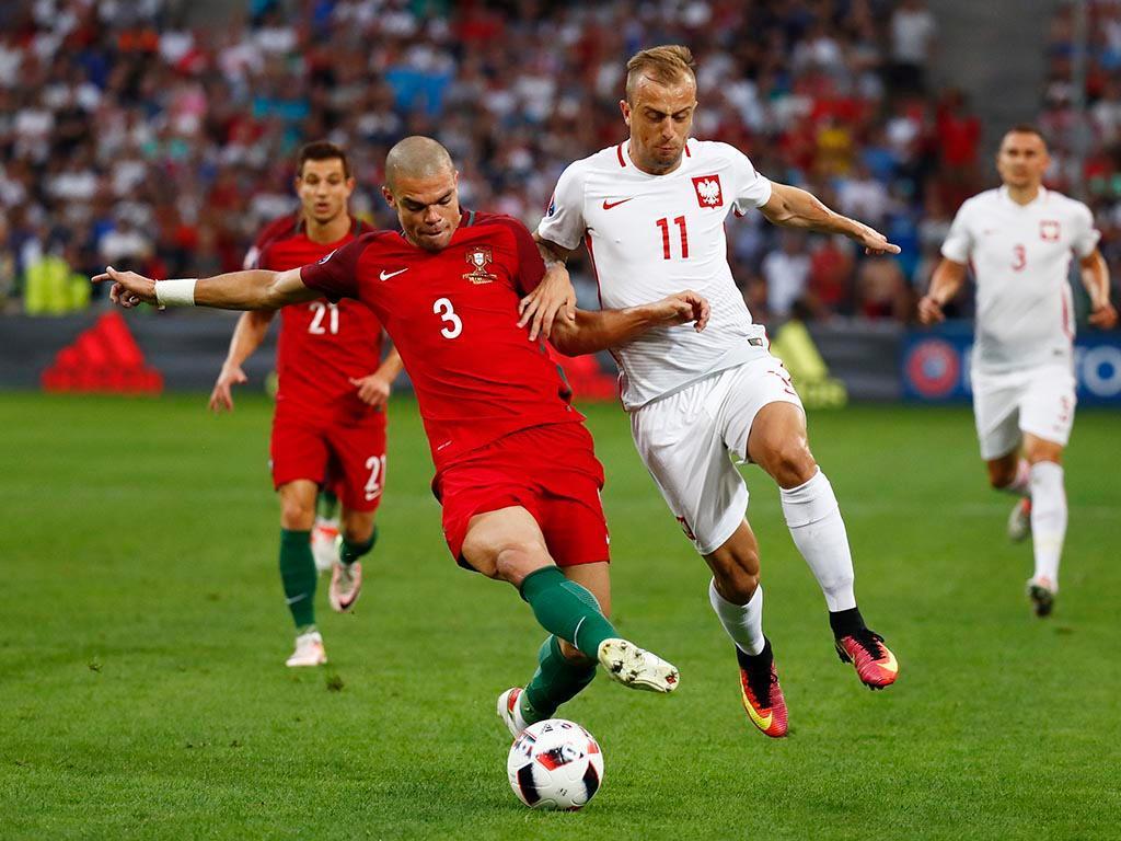 Polónia-Portugal (Reuters)
