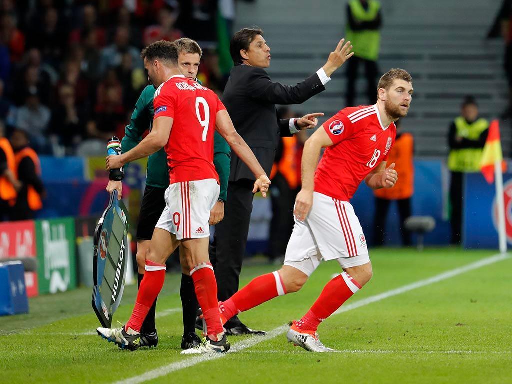 País de Gales-Bélgica (Reuters)