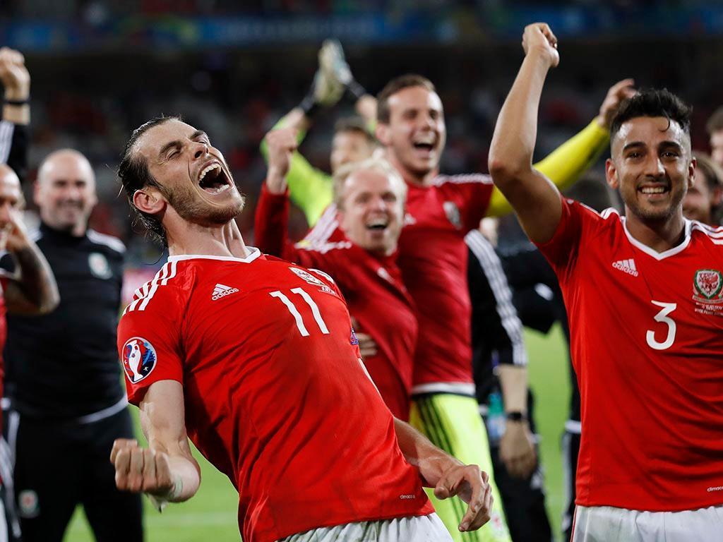 País de Gales no caminho de Portugal (Reuters)