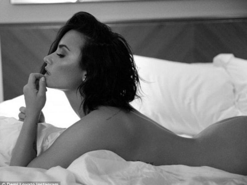 Demi Lovato apresenta novo single