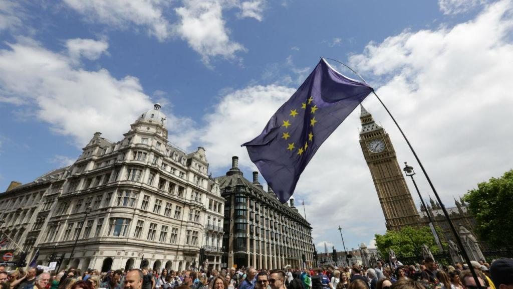 Brexit: marcha junta milhares em Londres contra saída da UE [Foto: Reuters]