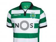 Sporting, principal - Equipamentos 2016/2017