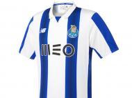 FC Porto, principal - Equipamentos 2016/2017