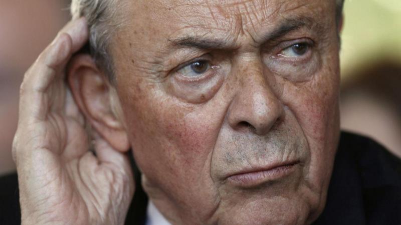 Antigo Primeiro-ministro francês, Michel Rocard