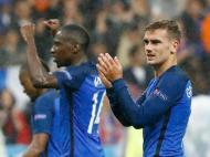 França nas meias-finais (Reuters)