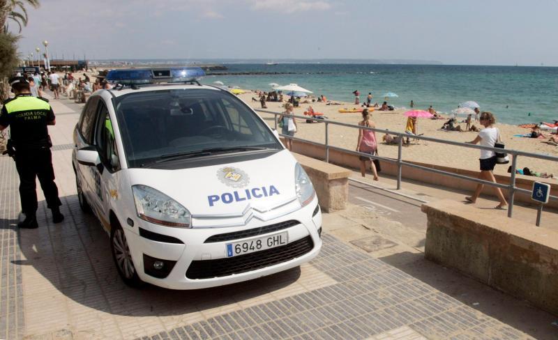 Polícia - Maiorca