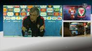 Disseram que uma final França-Gales parecia râguebi e Santos exaltou-se