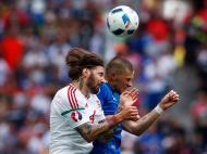 Hungria-Islândia (Reuters)