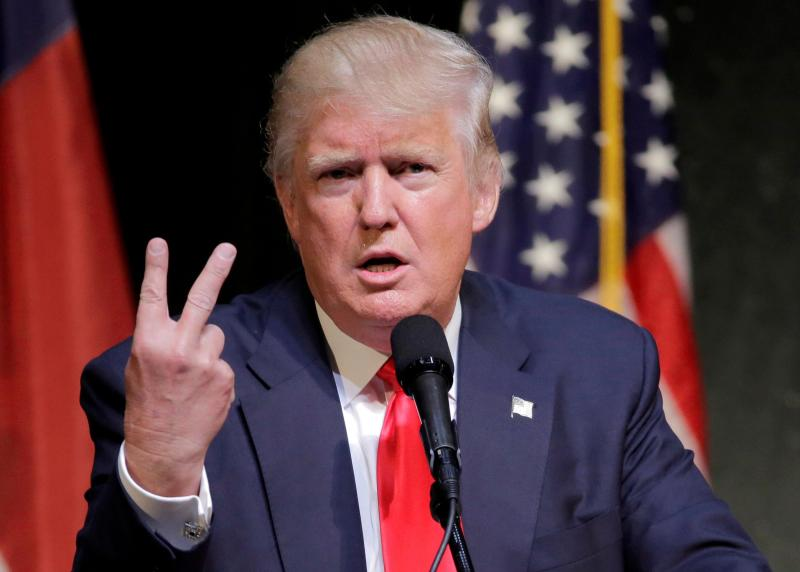 Donald Trump - Iraque e Líbia estavam melhor com Saddam Hussein e Kadhafi