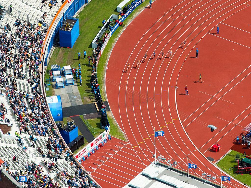 Europeus de atletismo (Reuters)