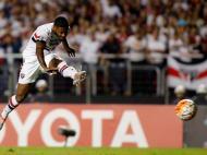 São Paulo-Atlético Nacional (Reuters)