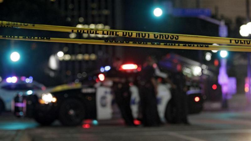 Operação policial em Dallas