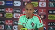 João Mário e o futuro: «O meu único foco é a Seleção»