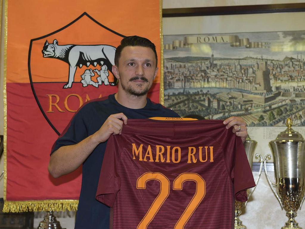Mário Rui (foto Roma)