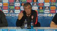 «Fui treinador do Ronaldo há 13 anos....iiiaa»