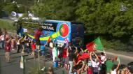 Saída apoteótica de Marcoussis a lembrar Euro 2004
