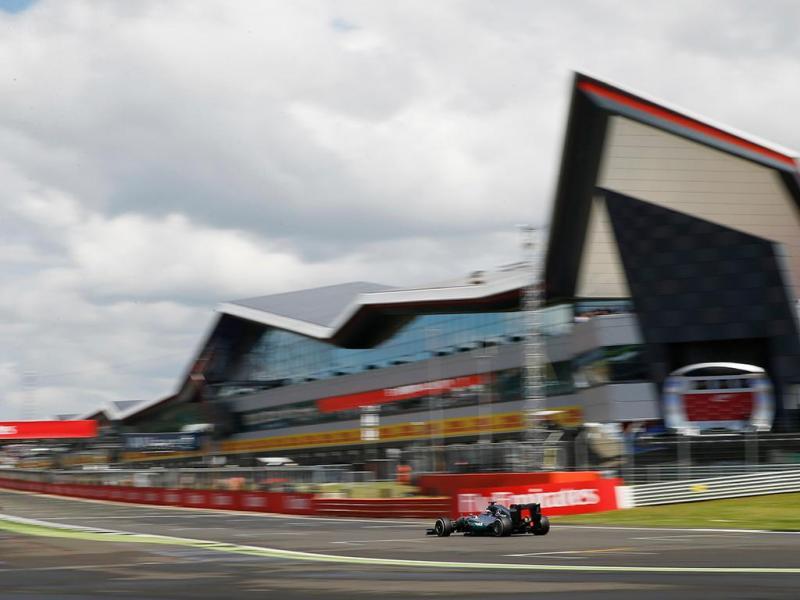 Formula 1: GP da Grã-Bretanha (Reuters)