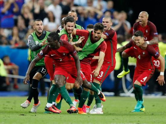 Portugal vence Euro 2016