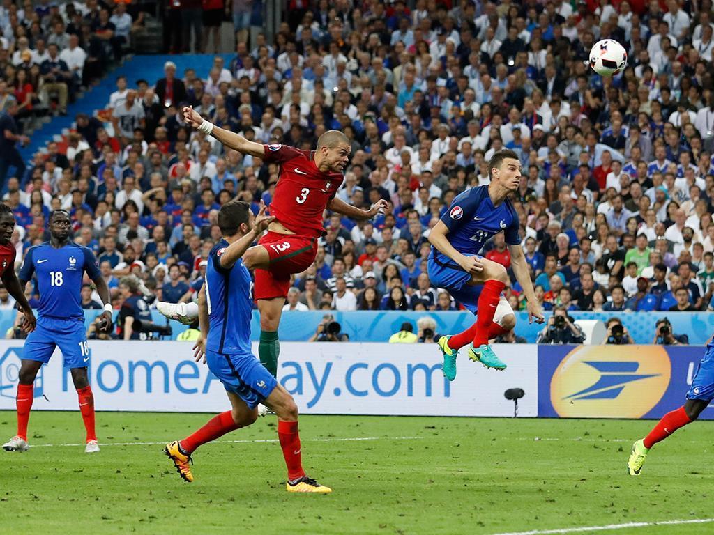 Portugal-França (Reuters)