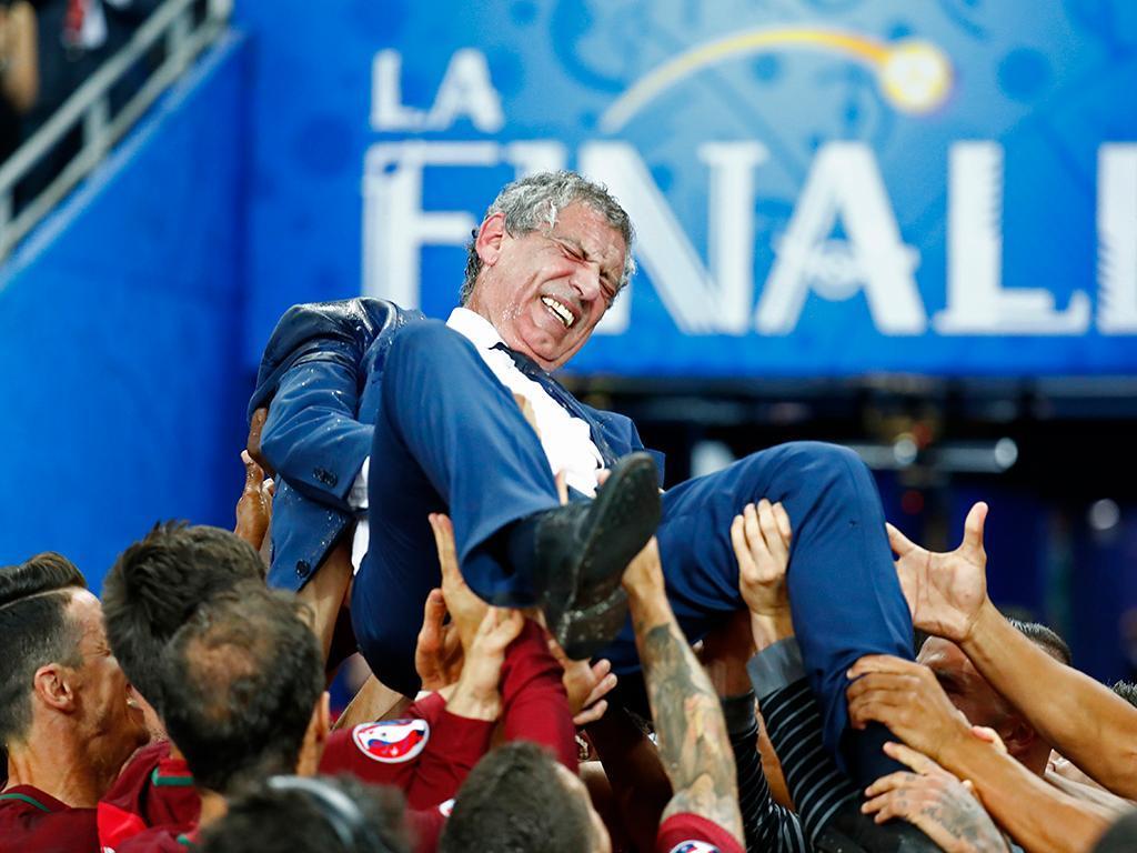 Portugal é campeão Europeu