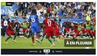 Portugal campeão da Europa visto lá de fora