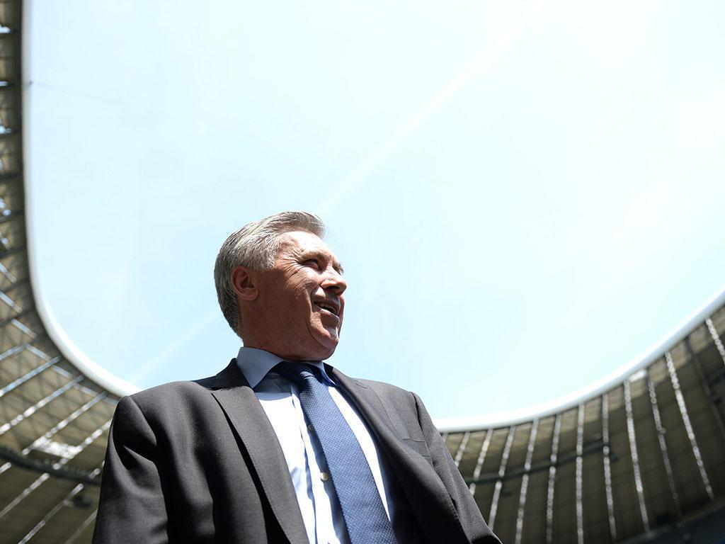 Carlo Ancelotti (Lusa)