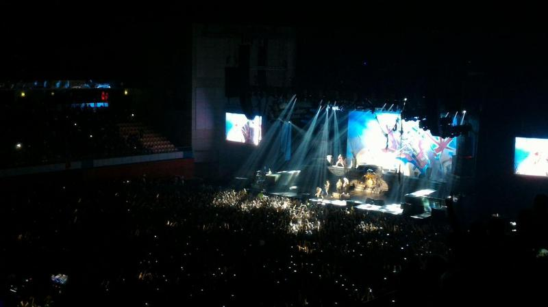 Iron Maiden no MEO Arena