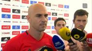 Paulo Lopes fala sobre a lesão do Éderson: «Já estamos à espera dele»