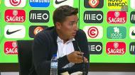 Rui Jorge revela alguns dos clubes lhe deram nega