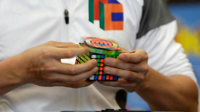 Campeonato europeu do Cubo de Rubik