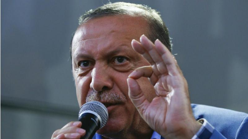 Presidente turco fala após tentativa de golpe de Estado