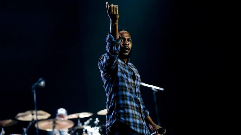 Kendrick Lamar encerrou o Super Bock Super Rock 2016