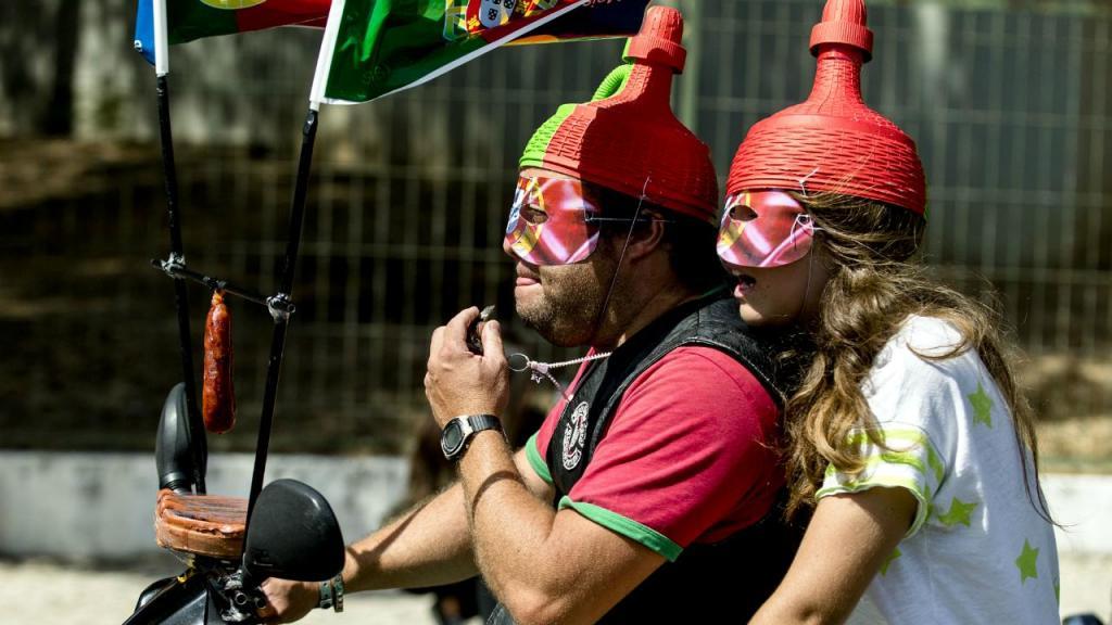 Concentração Motard em Faro