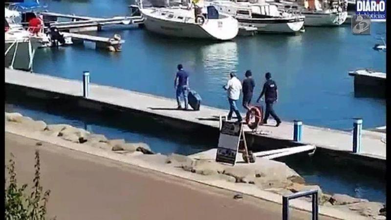 Três milhões e meio de euros de cocaína apreendidos em veleiro