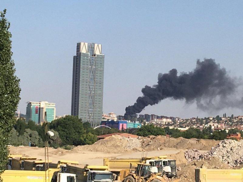 Incêndio em Ancara