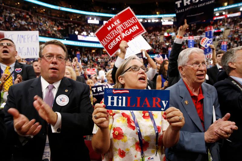 Convenção do Partido Republicano em Cleveland, Ohio