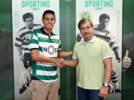 Leonardo Ruiz (fonte: Sporting CP)